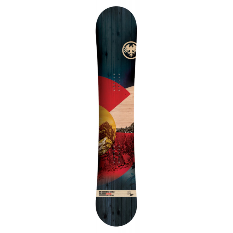 Tabla Snowboard Never Summer Heritage...